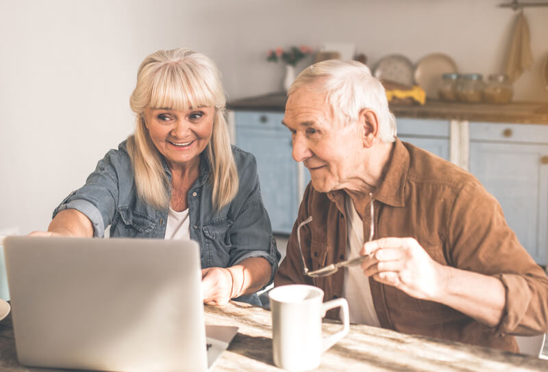 Planning with independent pension advice.