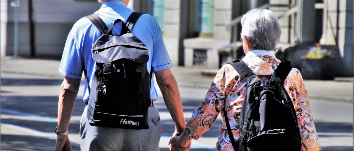 Couple coming to Scottish Pension Guide to receive free pension advice.